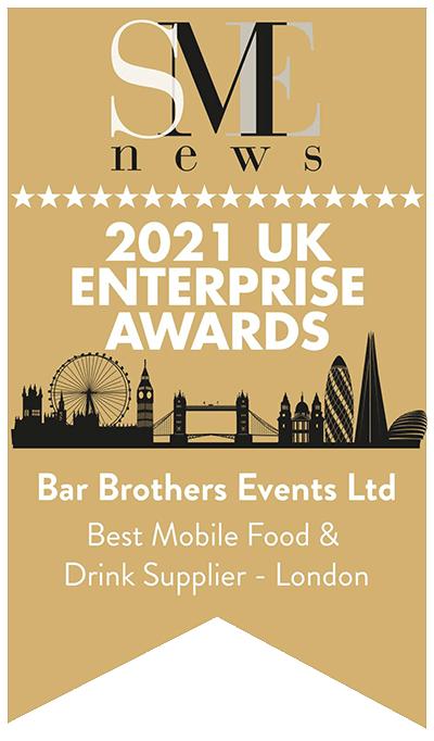 2021 UK Enterprise Awards Winner