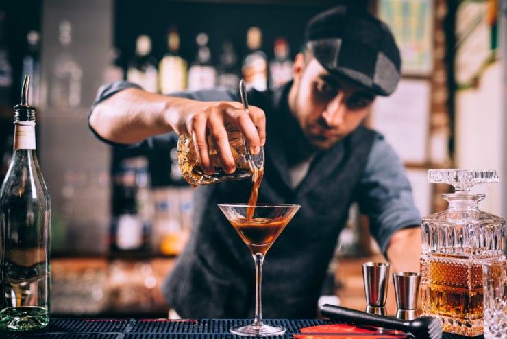 Flair Bartenders Hire - Mobile Bar Hire Cambridge