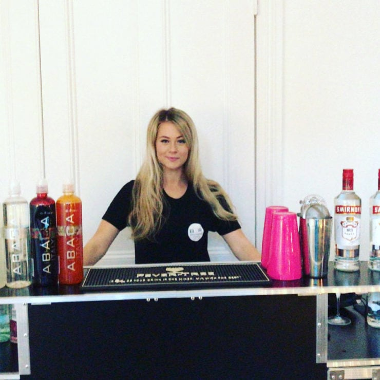 Bartender for Hire in London