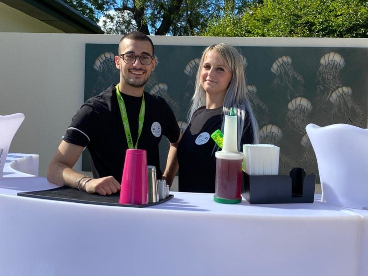 Mobile Bar Hire and Bartender Services in Oxford