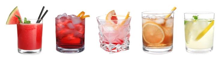 Online Cocktail Making