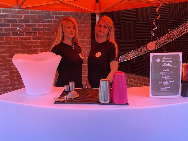 Essex Mobile Bar Hire