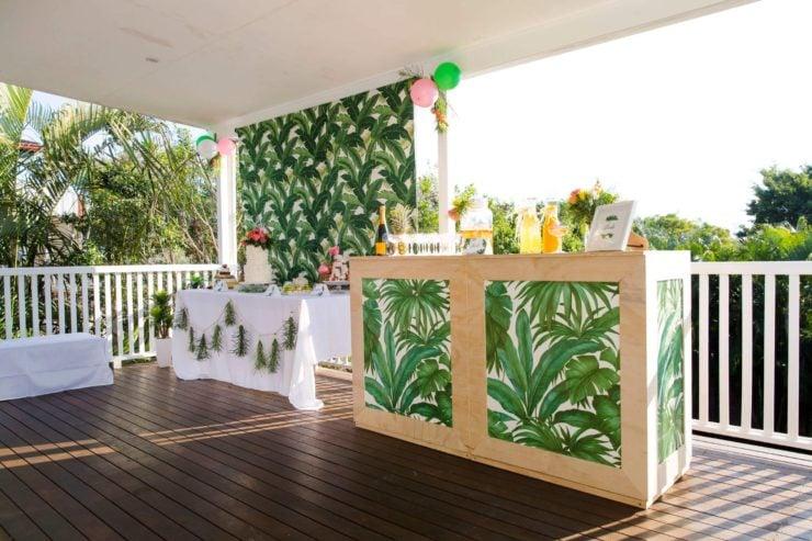 rain forest bar