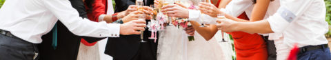 Mobile Wedding Bar Hire